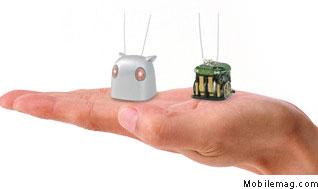 Как сделать себе маленького робота